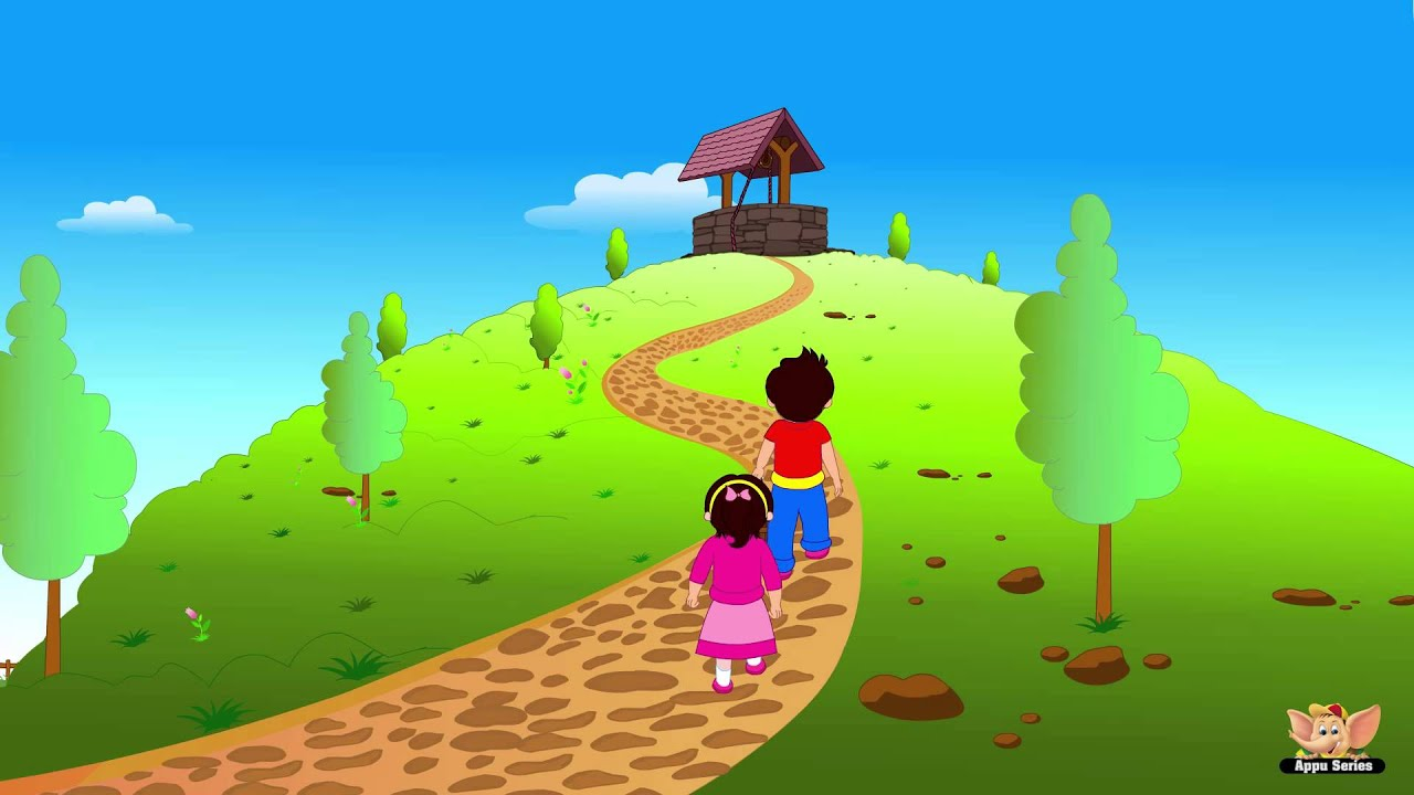 Jack And Jill In Bengali Nursery Rhyme Youtube