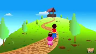 Jack and Jill in Bengali - Nursery Rhyme
