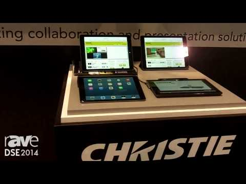 DSE 2014: Christie Exhibits The Christie Brio System