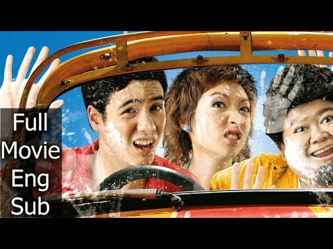 Full Movie : April Road Trip [English Subtitle] Thai Comedy