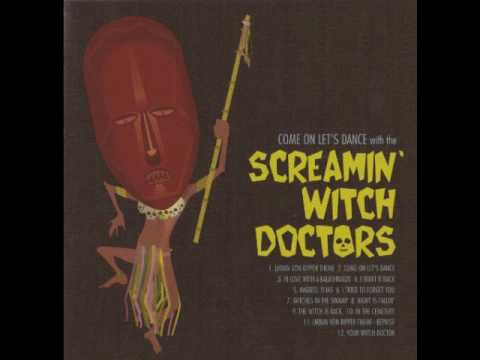 Thumbnail of video Garaje rock n' roll de la mano de Screamin' Witch Doctors: 