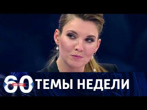 """60 минут по горячим следам. Темы недели. Украинские """"Буки"""", венгерский скандал и Голодомор"""