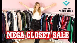 MEGA CLOSET SALE 💥JOY BEAUTYNEZZ 💥