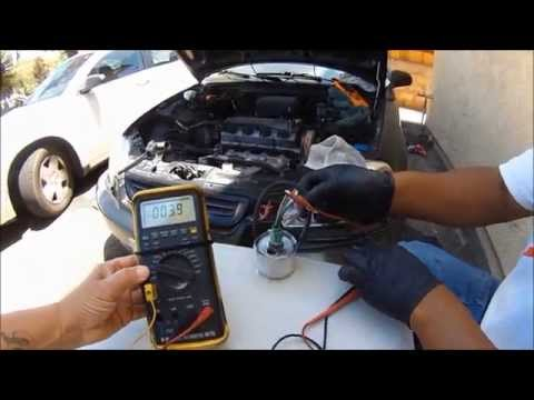 DIAGNOSING A NON WORKING RADIATOR FAN.TESTING FAN SWITCH W/ A SODA CAN. WATER & FIRE HONDA CIVIC