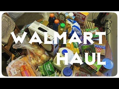 Жизнь в США: ЧТО мы купили в Американском магазине WALMART | Walmart Haul