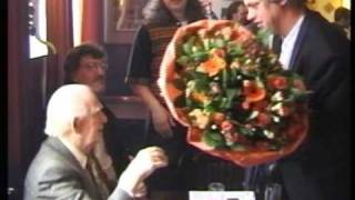 The king of Yiddish Music: Leo Ful -cd presentatie Eik en Linde Amsterdam (1997)