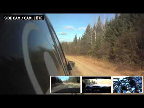 Side Cam - Choose Your Own Angle - Subaru WRX - Rally of the Tall Pines