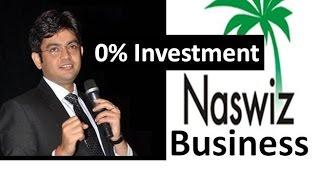 NASWIZ RETAILS Business Plan by Sonu Sharma | Zero Investment Business