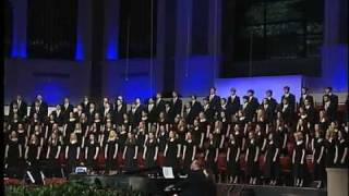 """""""Psalm 23"""" - MS Baptist All-State Youth Choir & Orchestra 2008"""