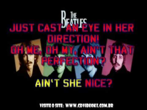 Beatles, The   Ain't She Sweet