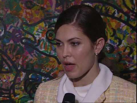 Justine Pasek - FAO Goodwill Ambassador