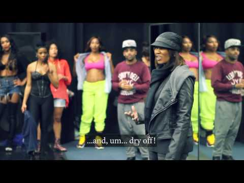Diamonds World Tour - Dancer Auditions