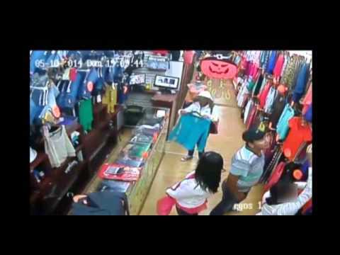 Rateros en Oaxaca operan en boutique...