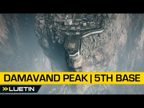 Battlefield 3: Damavand Peak NEW 5th Base