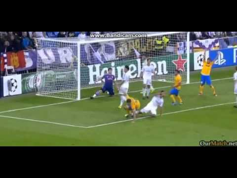 Real Madrid 2-1 Juventus All Goals  23.10.13 video