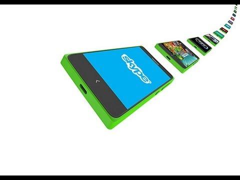 Nokia X akıllı telefon incelemesi