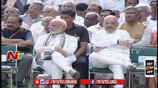 Atal Bihari Vajpayee Final Rituals Full Video | #AtalBihariVajpayee 1924-2018 |  NTV
