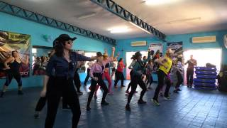 TIMBER ZUMBA - Instr. Marcelo Valenzuela