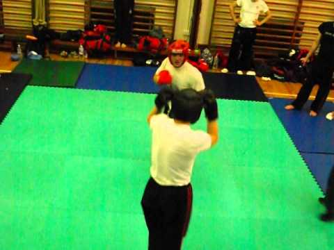 Hull San Shou/Chinese Boxing Training Image 1