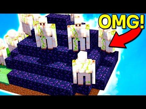EXTREME BASE DEFENSE! (Minecraft Bedwars)