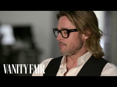 Hollywood Issue 2012: Brad Pitt And Bennett Miller Discuss The Movie Moneyball - Part 1