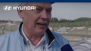 Hyundai @ 24h Rennen - Interview mit Albert Biermann   Rolle der N-Thusiasten