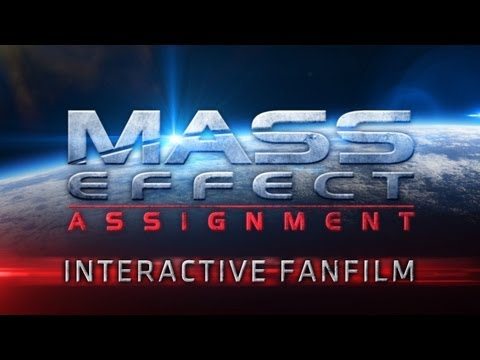 Mass Effect: Assignment (Interactive Fan Film) Part 2 - Renegade/Paragon choice