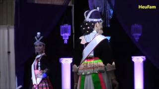 Hmong Clothes Together - Hmong Clothes - Fresno Hmong International New Year 2015-2016 Pageant