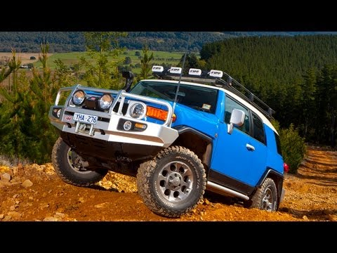 thumbnail of ARB Toyota FJ Cruiser Buildup