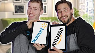 Amazon vs Walmart Budget Tablet Showdown! - ONN Tablet