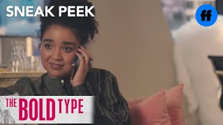 The Bold Type   Season 1 Episode 8 Sneak Peek: Kat Calls Adena   Freeform