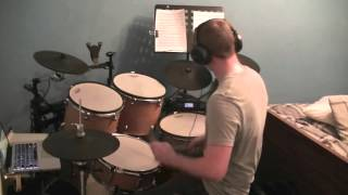 🎶 Bring Me the Horizon - It Was Written In Blood - Drum Cover (DrummerMattUK)