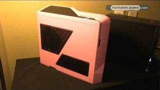 COMPUTEX 2011 - NZXT Shows Off NEW Cases and Fans including a Pink Phantom