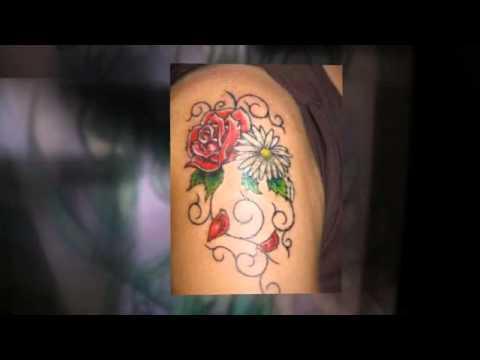 Daisy Tattoo Designs