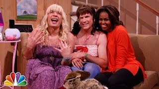 """Ew!"" with Jimmy Fallon, Will Ferrell & First Lady Michelle Obama"