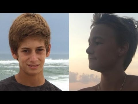 Coast Guard Investigates Tip About Missing Florida Teens - Newsy