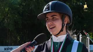Alice Gandini   1^ Trofeo Future Pony