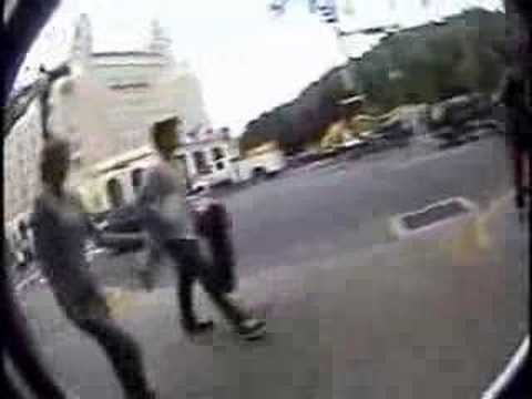 go skateboarding day cop vs skaters(uncut)part 1 Video