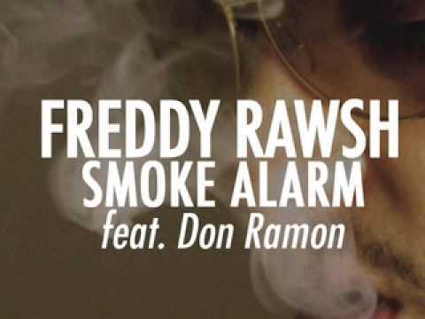 Freddy rawsh smoke alarm feat erick ramon with lyrics youtube