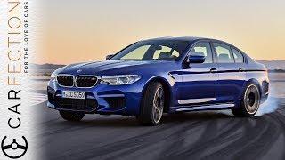 NEW 2018 BMW M5: Still A Sideways, Rubber Burning Beast - Carfection