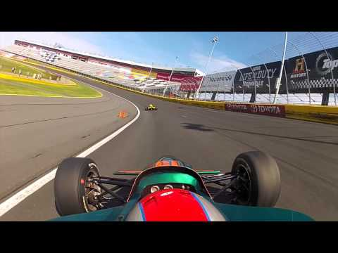 Mario Andretti Race Experience Charlotte Motor Speedway