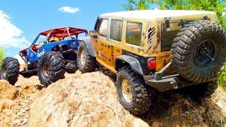 RC Extreme Pictures — RC Cars OFF Road 4x4 Adventure - Rock Crawling Mountain Pass Kathu-Yaryk Altay