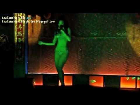Sexy Thai Show Girl video
