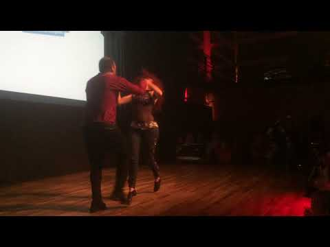 DIZC2014 Paola and Bruno in performance ~ video by Zouk Soul