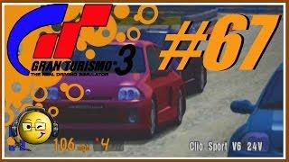 Let's Play Gran Turismo 3: Aspec Part 67: Professional Clio Trophy (Renault Clio Sport V6)
