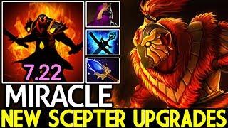 Miracle- [Ember Spirit] Pro Play Ember Support Gank New Scepter Meta 7.22 Dota 2
