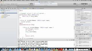 Objective C and MacOSX programming (Arabic Version)