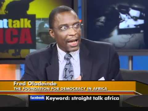 Fred Oladeinde and the African Union Summit