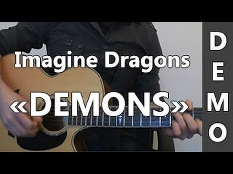 Imagine Dragons - Demons - Demo Guitare video