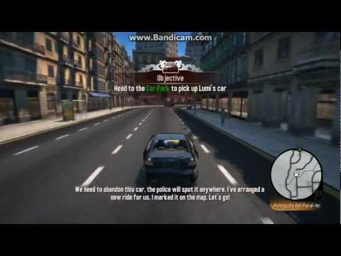 Vin diesel Wheelman First Mission Gameplay (HD)